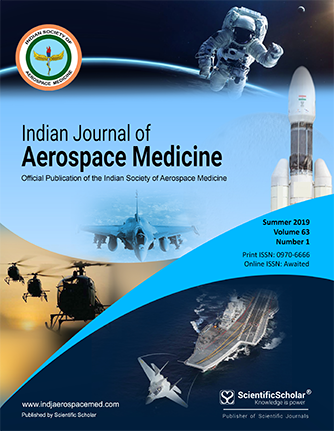 Indian Journal of Aerospace Medicine